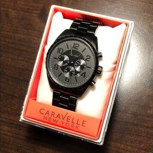 Caravalle New York Watch